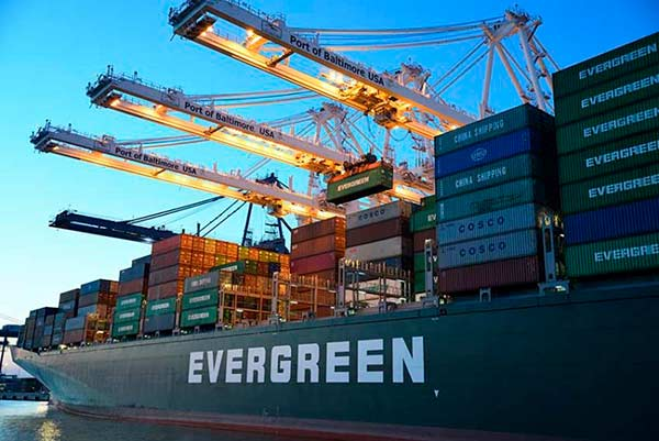 CRS importación